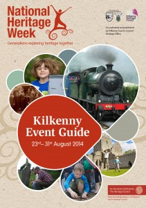 Heritage Week 2014 cover