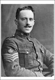 CSM Frederick Hall VC in his Canadian uniform