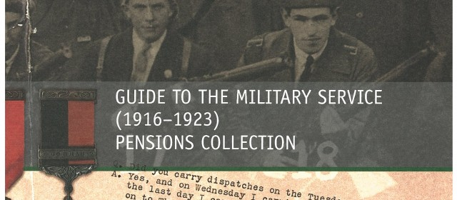 The Military Service (1916-1923) Pensions Collection