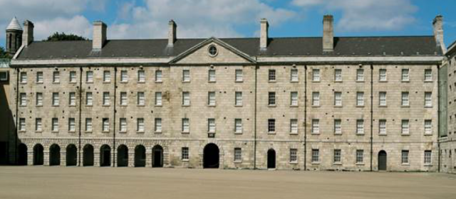 Collins Barracks – Former Soliders